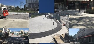 Clematis Streetscape project progresses