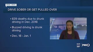 Drinking and driving deaths highest at holidays