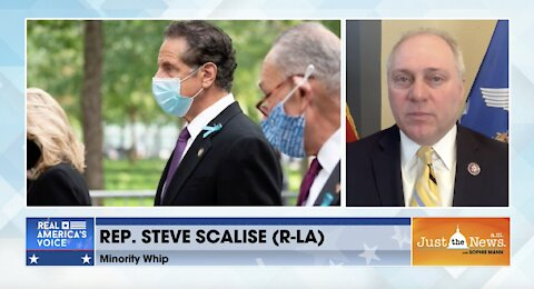 House Minority Whip Steve Scalise (R-LA)