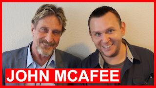 John McAfee 1945 - 2021