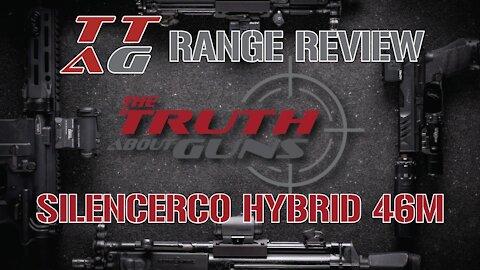 SilencerCo Hybrid 46M : TTAG Range Review