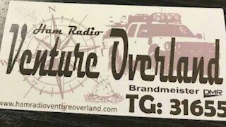 VK2FKLM on Ham Radio Venture Overland