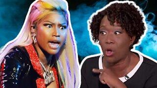 Nicki Minaj CRUSHES Joy Reid Over VAX MANDATES!!!