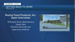 Rosina Food Products is hiring