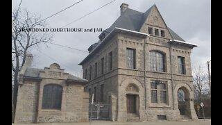 LOCKDOWN: Abandoned Courthouse/Jail 2021