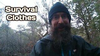 Survival Clothes