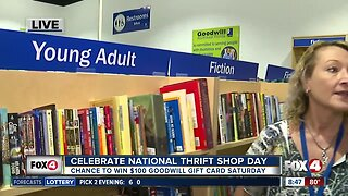 Celebrate National Thrift Shop Day with contest at Goodwill in SWFL