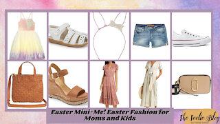 The Teelie Blog | Easter Mini-Me! Easter Fashion for Moms and Kids | Teelie Turner