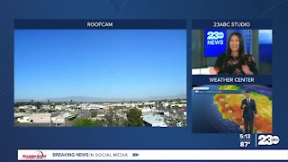 23ABC Evening weather update April 19, 2021