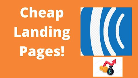 How to Make a Dead Simple Dirt Cheap Landing Page With Aweber