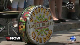 Kids put on Beatles concert in Civic Center Park