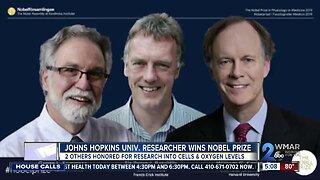 Johns Hopkins University Researcher wins Nobel Prize