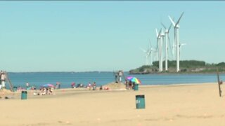 New York state beaches open up for memorial day weekend