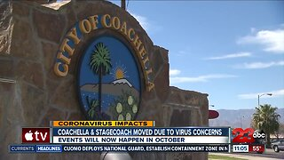 Coachella and Stagecoach events moved due to coronavirus concerns