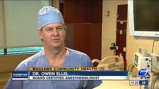 Boulder Community Health: Anesthesia Worries