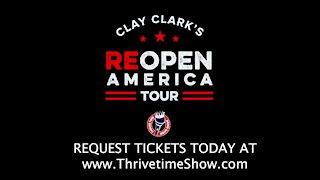 General Flynn and Clay Clark's Reawaken America Tour Gains Momentum!!!