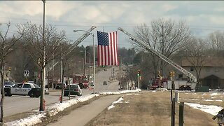 Milwaukee Firefighter Laid To Rest