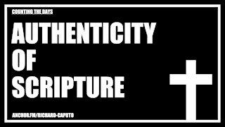 Authenticity of Scripture