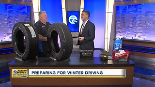 Vehicle Checklist for Winter Driving