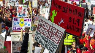 LA Teachers Reach Tentative Deal With School District To End Strike