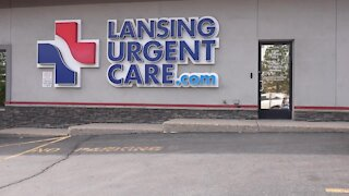 Lansing Urgent Care workers feeling impact of COVID surge
