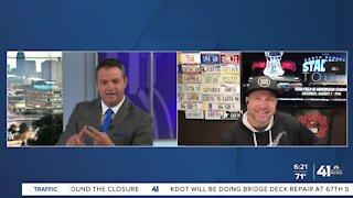 Garth Brooks helps Taylor Hemness score major 'husband points'
