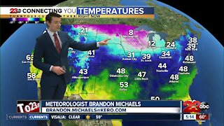 23ABC Evening weather update February 5, 2021