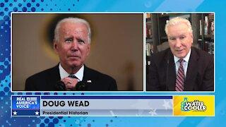 """TODAY: Vernon Jones calls Biden, """"Joe Crow,"""" says, """"he's a bigot."""""""