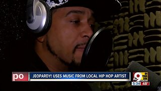 """Local hip-hop artist's song featured in """"Jeopardy!"""" commercial"""