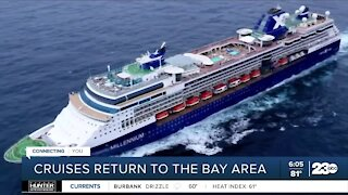 Cruises return to the Bay Area