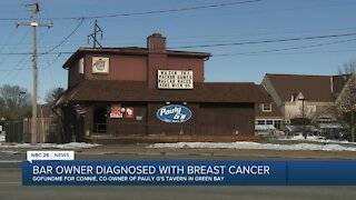Green Bay bar owner diagnosed with breast cancer
