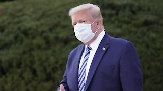 Will Trump's COVID Diagnosis Change Anti-Maskers Minds?