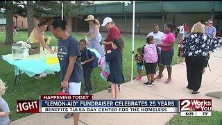 Lemon-Aid fundraiser celebrates 25 years