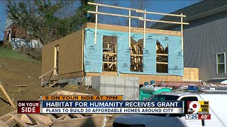 Habitat for Humanity Receives Grant