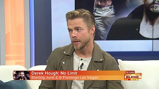 Derek Hough: No Limit at Flamingo Las Vegas