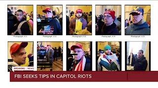 More Capitol riot arrests