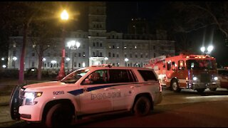 Quebec stabbing attack leaves 2 dead, 5 hurt; suspect in 'medieval clothes' arrested