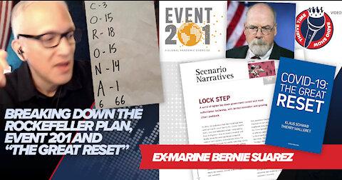 """TruthAndArt Host Explains The Rockefeller Plan, Event 201 & """"The Great Reset"""""""