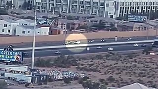 Las Vegas police release video of suspect vehicle in deadly road rage incident