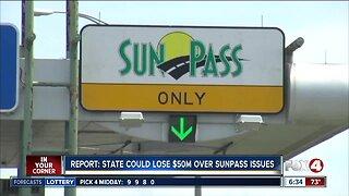 Unpaid Sunpass tolls may cost state millions of dollars