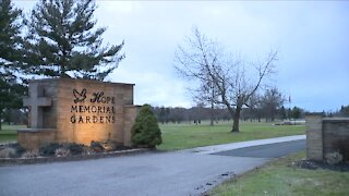 Police identify parents of child abandoned at Hinckley cemetery