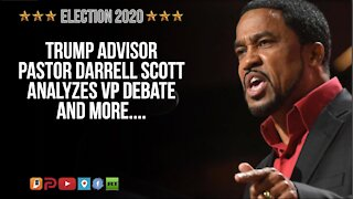 Post-VP Debate Special Coverage With Pastor Darrell Scott