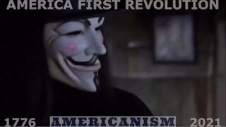 AMERICA FIRST REVOLUTION
