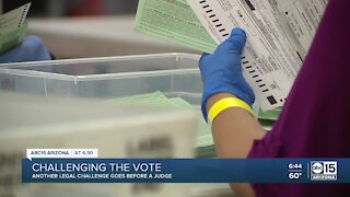 Challenging the 2020 Election vote in Arizona