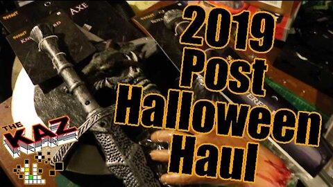 2019 Post Halloween Haul