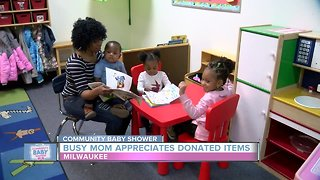 10 local organizations receive Community Baby Shower items