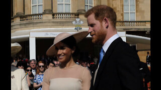 Prince Harry's solo UK trip?