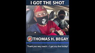 I Got the Shot: Thomas H. Begay