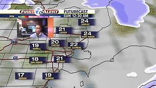 Winter Storm Warning in effect