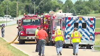 Workers badly burned in explosion during home heating installation in Warren County